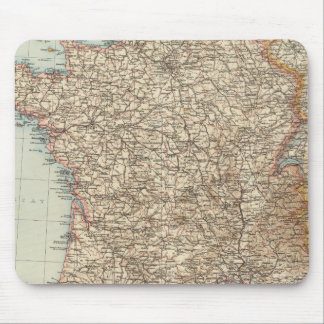 France 21 mouse pad