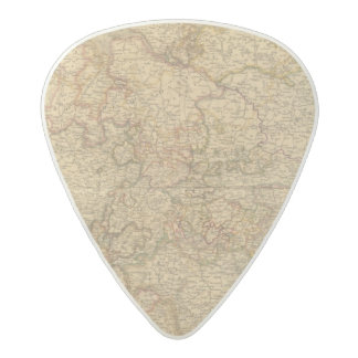France 23 acetal guitar pick