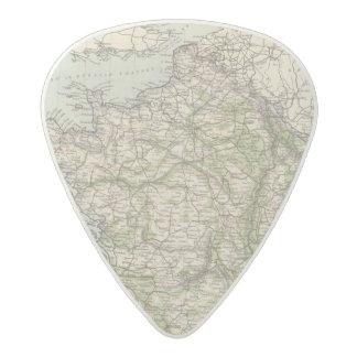 France 26 acetal guitar pick