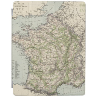 France 26 iPad cover