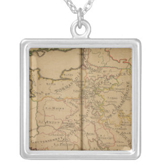 France 29 silver plated necklace