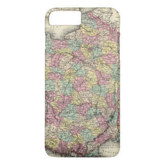France 2 iPhone 8 plus/7 plus case