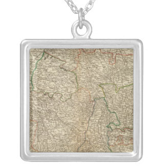 France 30 silver plated necklace