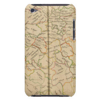 France 43 iPod touch Case-Mate case