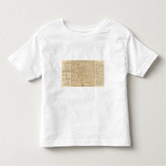 France 43 toddler T-Shirt