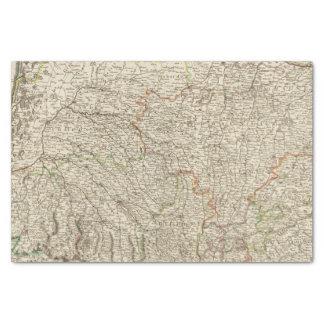France 49 tissue paper