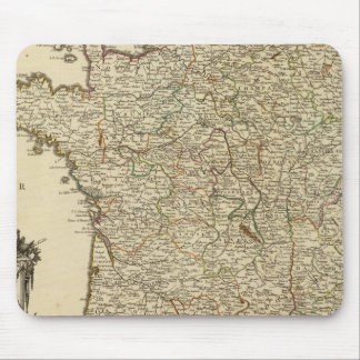 France 51 mouse pad