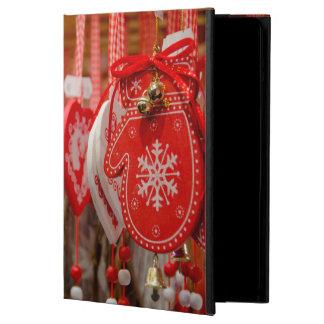 France, Alsace, Colmar. Christmas Market iPad Air Case