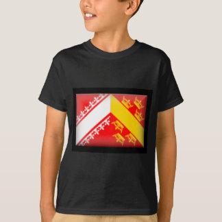 France-Alsace Flag T-Shirt