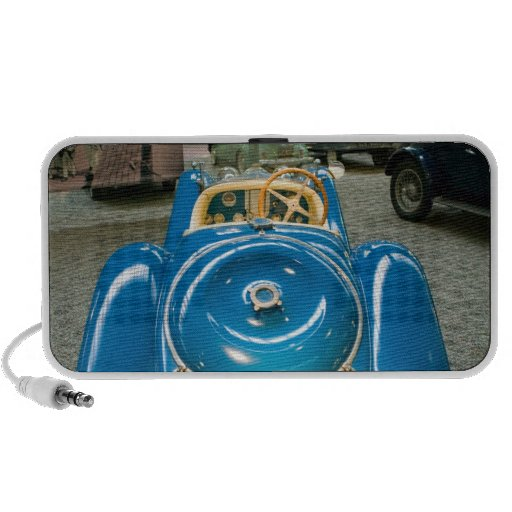 FRANCE, Alsace (Haut Rhin), Mulhouse: Musee iPhone Speakers