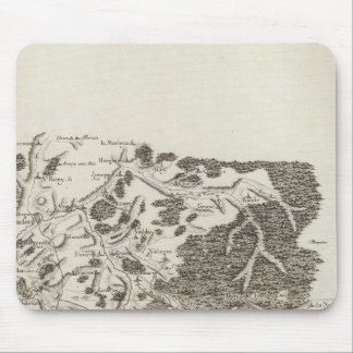 France and Belgium 2 Mouse Mat