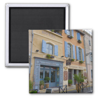 France, Arles, Provence, hotel and restaurant Magnet