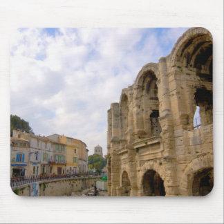 France, Arles, Provence, Roman amphitheatre Mouse Pad