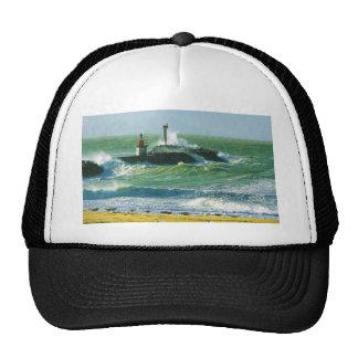 France, ATlantic coast, lighthouse Cap