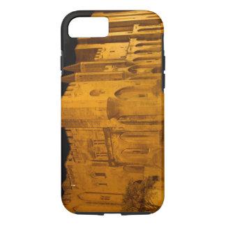 France, Avignon, Provence, Papal Palace at night 2 iPhone 7 Case