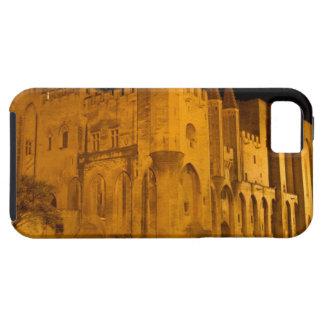 France, Avignon, Provence, Papal Palace at night 2 Tough iPhone 5 Case