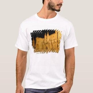 France, Avignon, Provence, Papal Palace at night T-Shirt