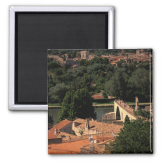 France, Avignon, Provence. Pont St, Benezet. Magnet