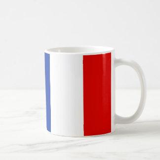 France Basic White Mug