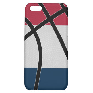 France Basketball iPhone 4 Case