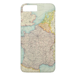 France, Belgium & Holland political iPhone 8 Plus/7 Plus Case