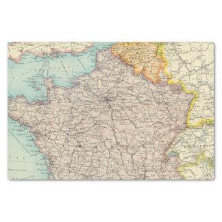 France, Belgium & Holland political Tissue Paper