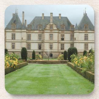 France, Burgundy, Cormatin, Chateau de Cormatin, Coasters