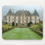 France, Burgundy, Cormatin, Chateau de Cormatin, Mousemat