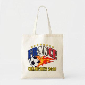 France Champions Budget Tote Bag