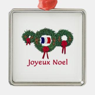 France Christmas 2 Christmas Ornament