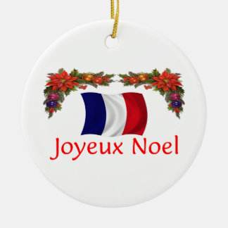France Christmas Christmas Ornament