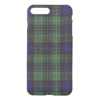 France clan Plaid Scottish kilt tartan iPhone 8 Plus/7 Plus Case