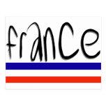 France Colours! Postcards