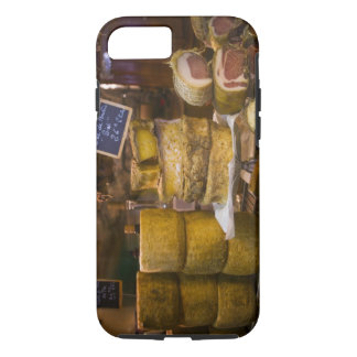 France, Corsica. Local cheeses and charcuterie iPhone 7 Case
