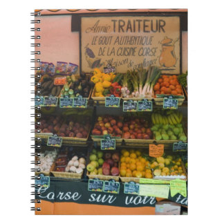 France, Corsica. The Taste of Authentic Corsican Notebooks
