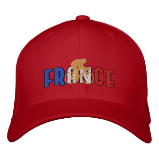 France cycling cap Gold winners bicycle cap Embroidered Cap