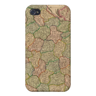 France, departments cases for iPhone 4