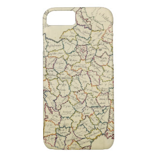 France departments iPhone 8/7 case