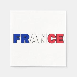 France Disposable Serviette
