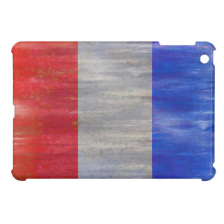 France distressed French flag iPad Mini Cases