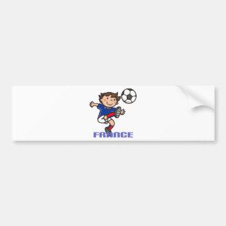 France - Euro 2012 Bumper Stickers