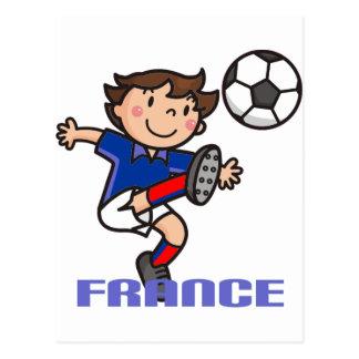 France - Euro 2012 Postcard