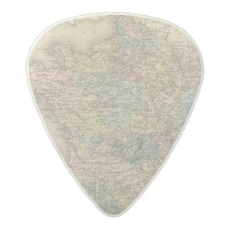 France Feodale Acetal Guitar Pick