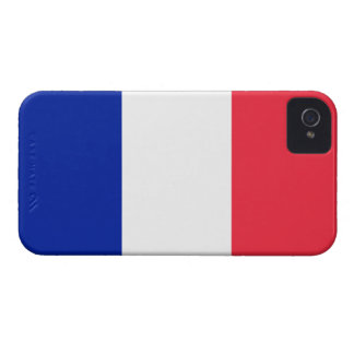 France Flag Case-Mate iPhone 4 Cases