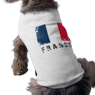 France Flag Doggie Tee