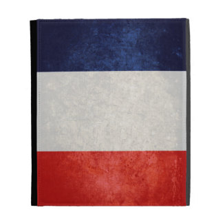 France Flag; French; iPad Cases