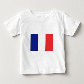 France FLAG International Baby T-Shirt
