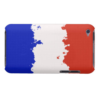 FRANCE FLAG iPod Touch Case-Mate Case