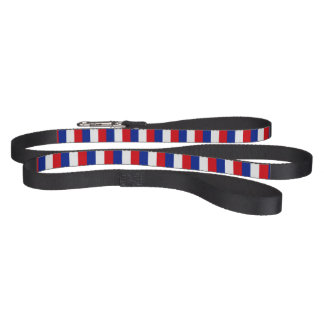France Flag Pet Lead