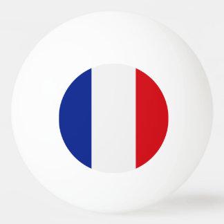 France Flag Ping Pong Ball